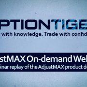 Webinar Recording – AdjustMAX